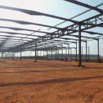 Construcción nave industrial Lear Corporation